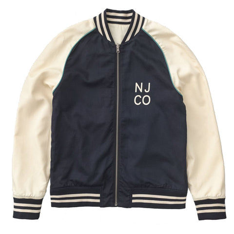 Mark Baseball Reversible Jacket - Nudie Jeans