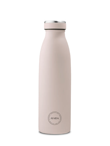 Drinking Bottle 500ml (Soft Rose) - AYAIDA