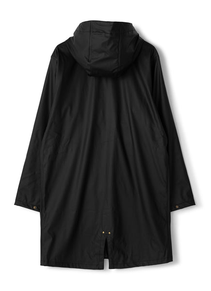 Urban Parka Raincoat (Jet Black) - TRETORN