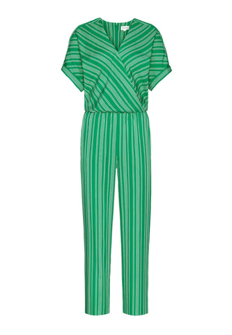 Aarabella Pair of Stripes Jumpsuit - ARMEDANGELS