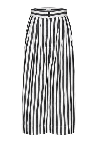 Jonnaa Big Stripes Pants - ARMEDANGELS