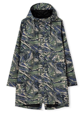 Urban Parka Raincoat (Rapa Valley) - TRETORN