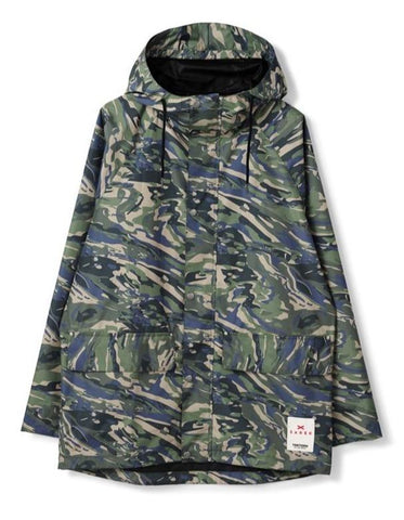 Sarek 72 Rain Coat (Rapa Valley) - TRETORN