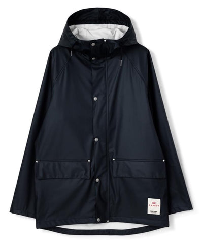 Sarek 72 Rain Coat (Dark Navy) - TRETORN