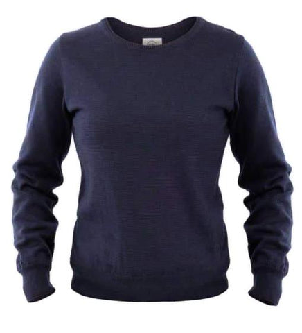 Førby Women's Knit Navy - ELSK