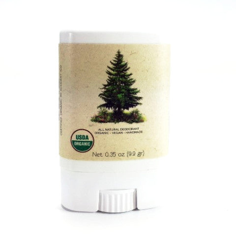 """Douglas Fir"" Deodorant (Travelsize) - North Coast Organics"