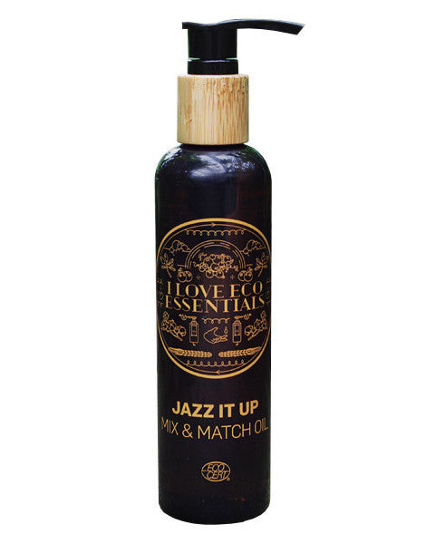"""Jazz it Up"" Mix and Match Bodyoil - I Love Eco Essentials"