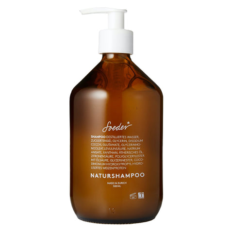Natural Shampoo (Orange Grove 250/500ml) - Soeder*