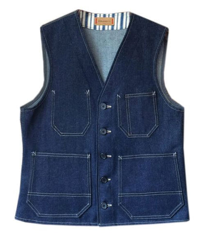 Hercules Vest - Forager Co