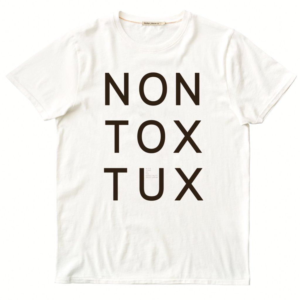 Anders Non Tox Tux (Off White) - Nudie Jeans