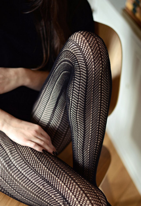 Astrid Fishnet - Swedish Stockings