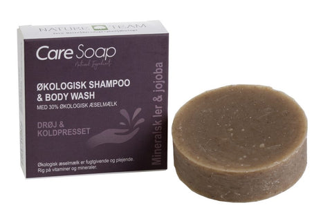 Shampoo and Body Wash (Mineral & Jojoba) - Nature Team