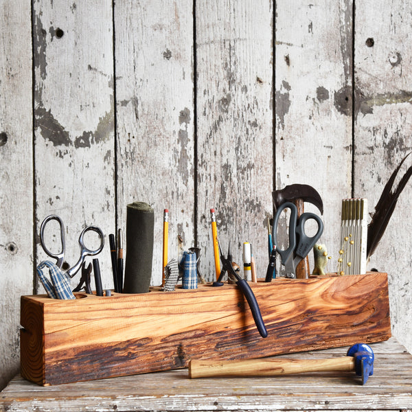 Desk Caddy Organizer - Peg and Awl