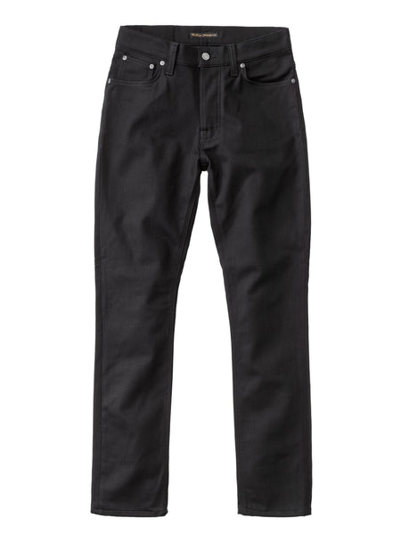 Dude Dan Dry Ever Black - Nudie Jeans