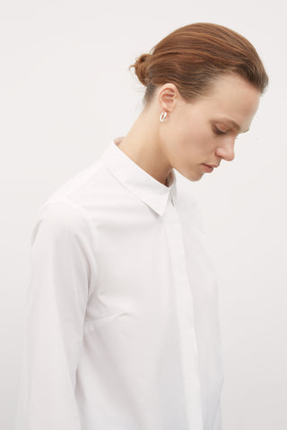 Everyday Shirt (White) - Kowtow