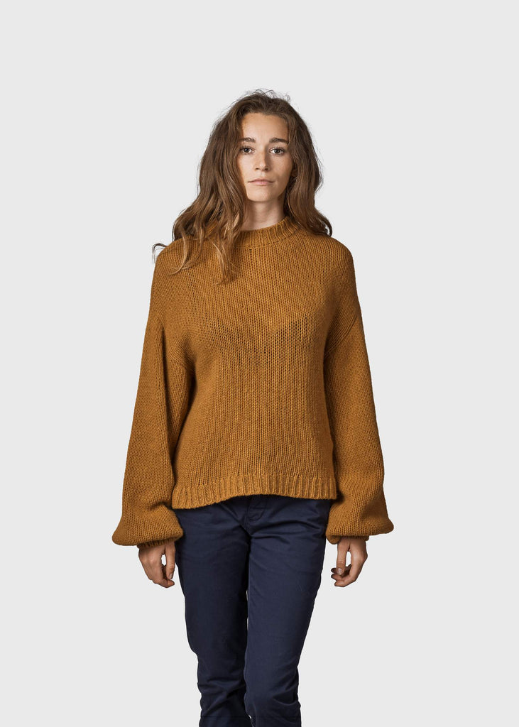 Fie Knit (Amber) - Klitmøller Collective