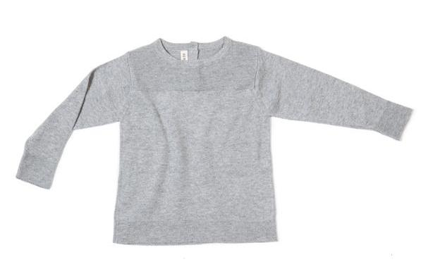 Friend Sweater (Grey) - As We Grow