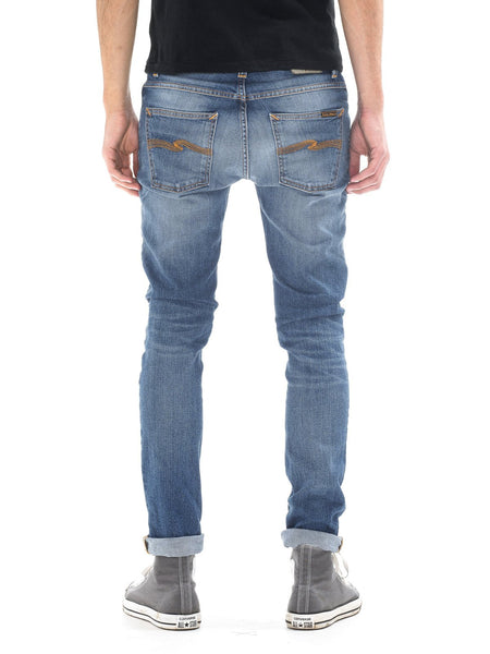 Grim Tim Orange Cloud - Nudie Jeans