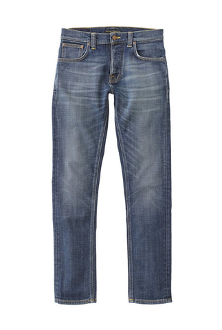 Grim Tim Revelation Blue - Nudie Jeans