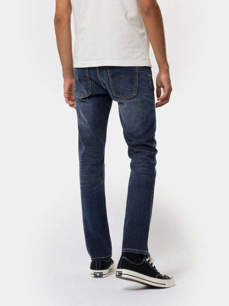 Grim Tim Ink Navy - Nudie Jeans
