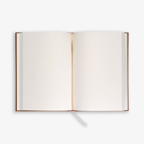 Hardcover Journal (Ochre/Blank) - Kartotek