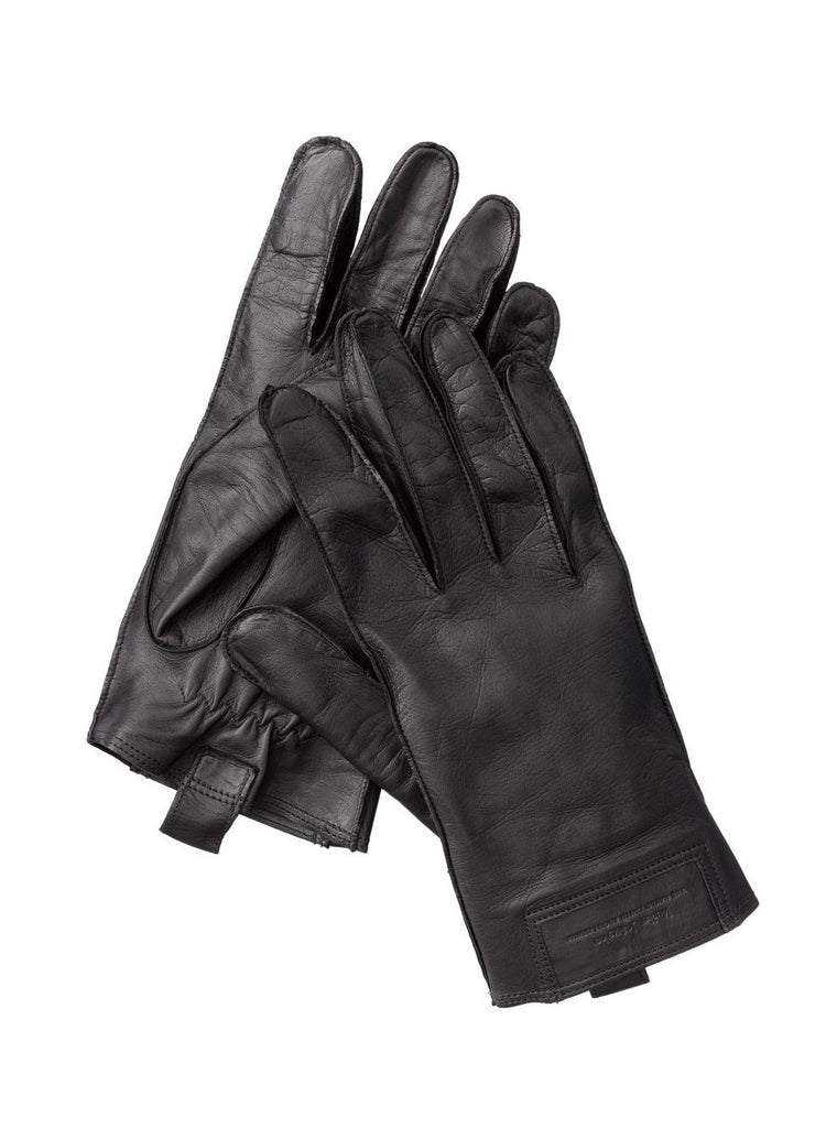 Helgesson Elk Glove (Black) - Nudie Jeans