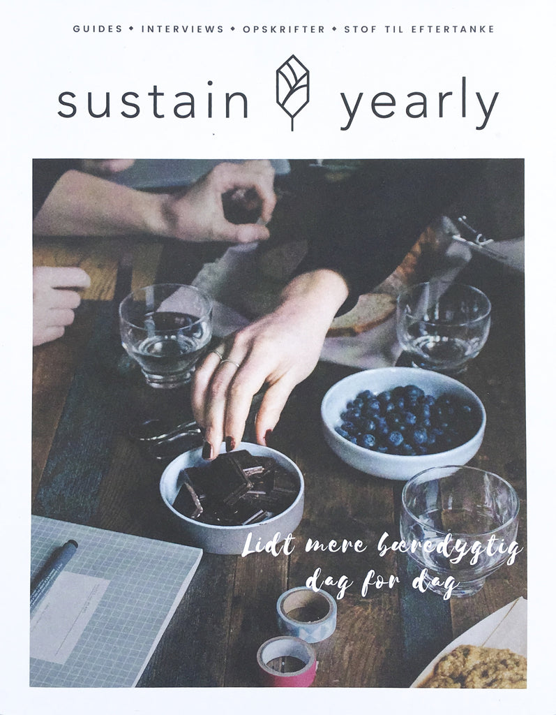 Sustain Yearly Magazine #1 Danish - Sustain Daily