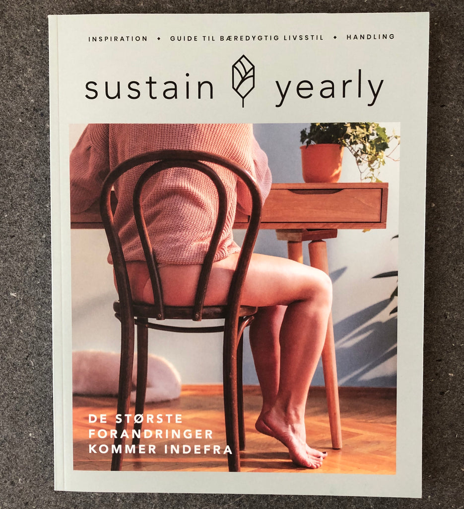 Sustain Yearly Magazine #4 Danish - Sustain Daily