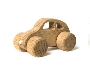 Kelly oak wooden car from NoHa