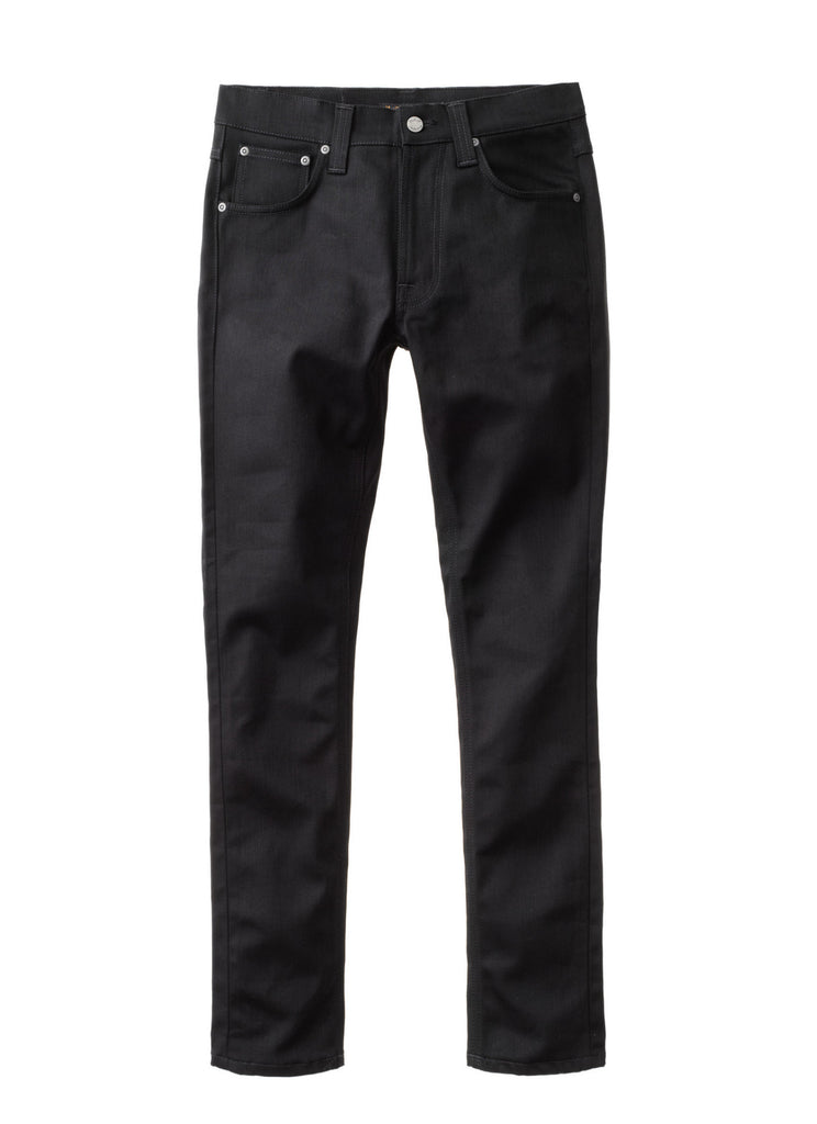 840f1cc4c28 Lean Dean Dry Cold Black - organic jeans from Nudie Jeans – Res-Res