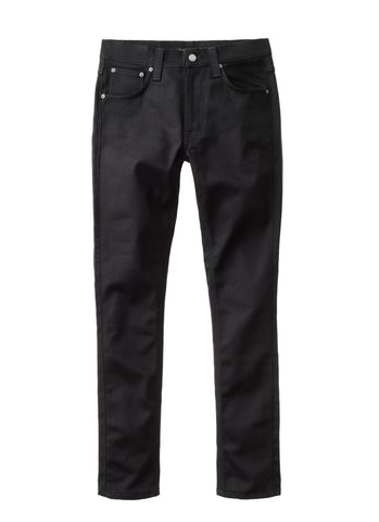 Lean Dean Dry Cold Black - Nudie Jeans
