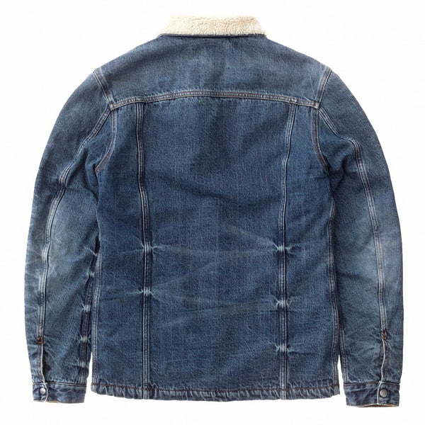 Lenny Heavy Used Denim - Nudie Jeans