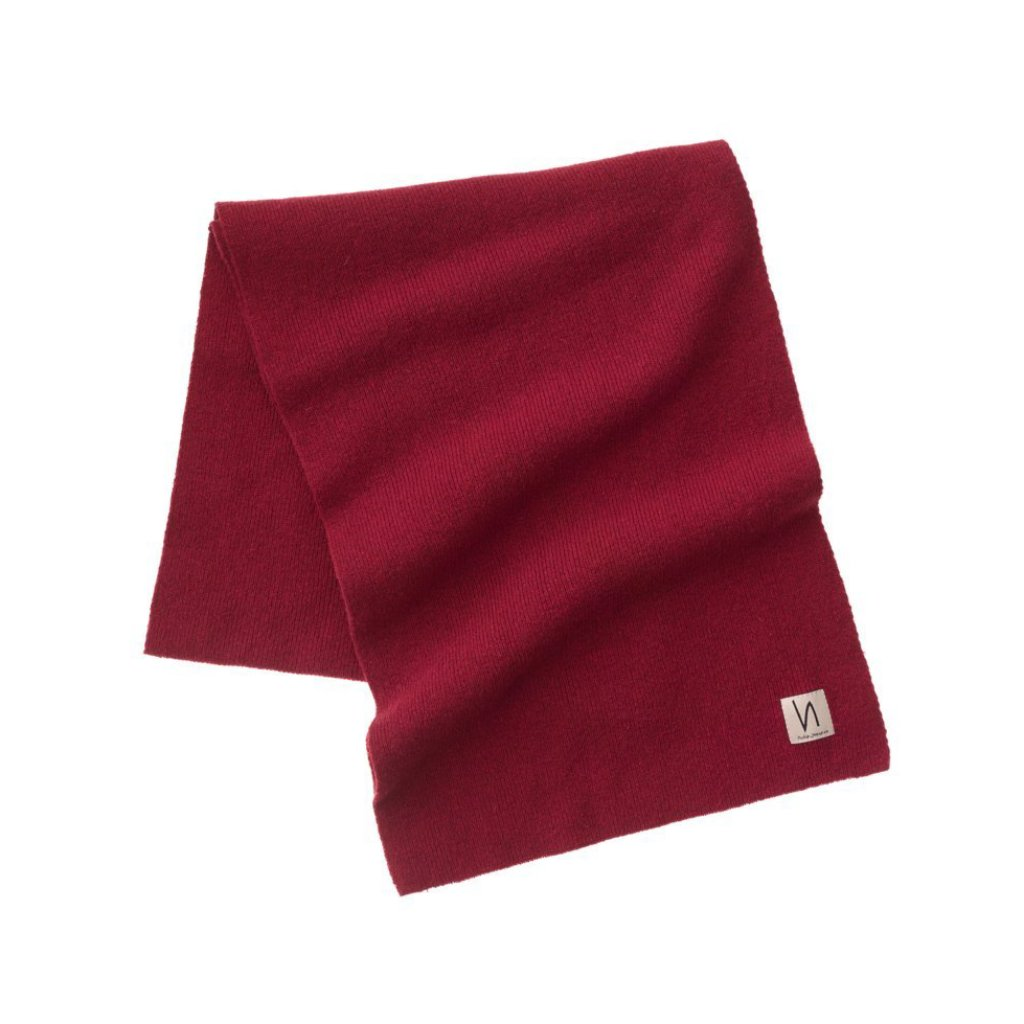 Liamsson Scarf Mantle Red - Nudie Jeans