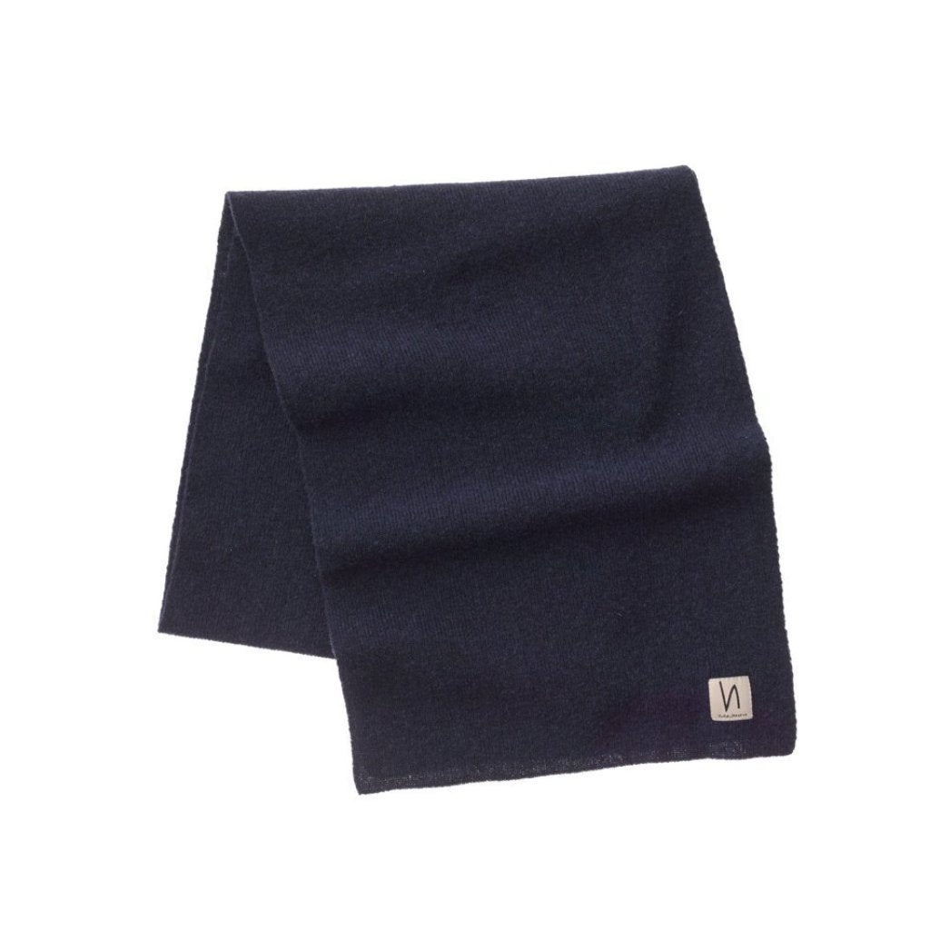 Liamsson Scarf Royal Ash - Nudie Jeans