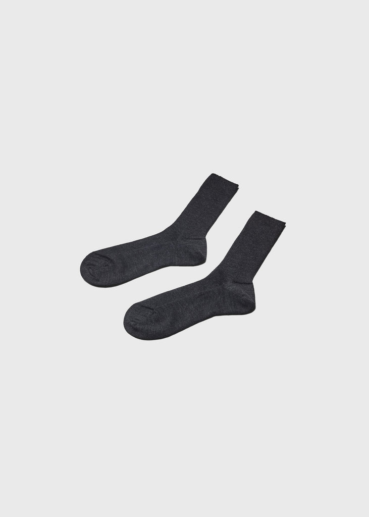 Light Sock (Anthracite) - Klitmøller Collective