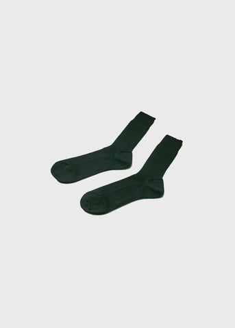 Light Sock (Olive) - Klitmøller Collective