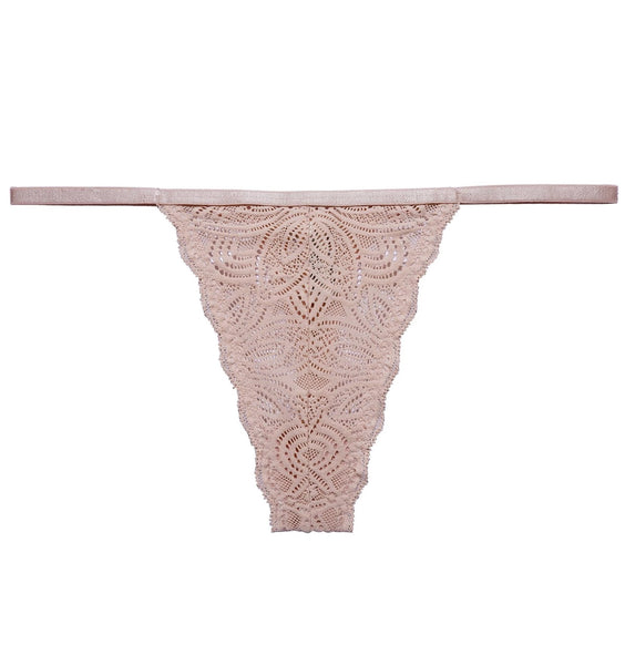 Luna String (Nude) - UNDERPROTECTION