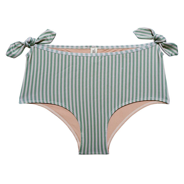 Manon Bikini Hipsters (Mint) - Underprotection