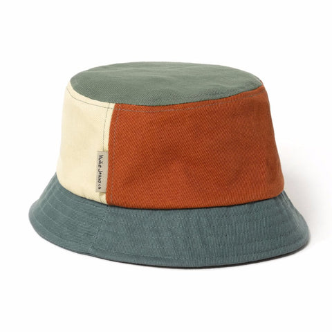Mathsson Bucket Hat (Colors.) - Nudie Jeans