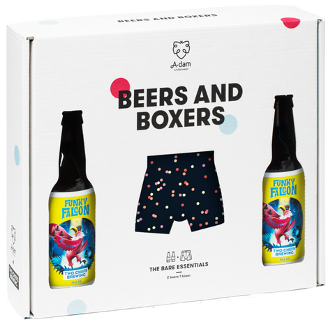 Beers & Boxers - A-dam