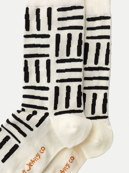 Olsson Ethnic Socks - Nudie Jeans