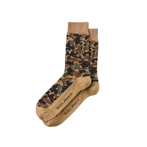 Olsson Camo (Multi) - Nudie Jeans