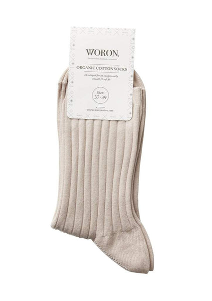 Socks (Soft Blush) - WORON