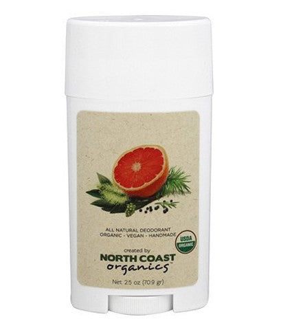 """Pepper"" Deodorant - North Coast Organics"