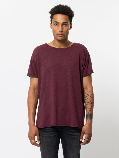 Roger Slub T-shirt (Fig) - Nudie Jeans