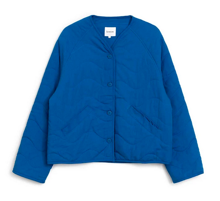 Ocean Jacket (Sea Blue) - Kowtow