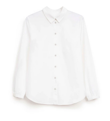 Journey Shirt (White) - Kowtow
