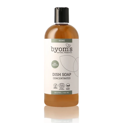 Probiotic Dish Soap (Neutral) - BYOMS
