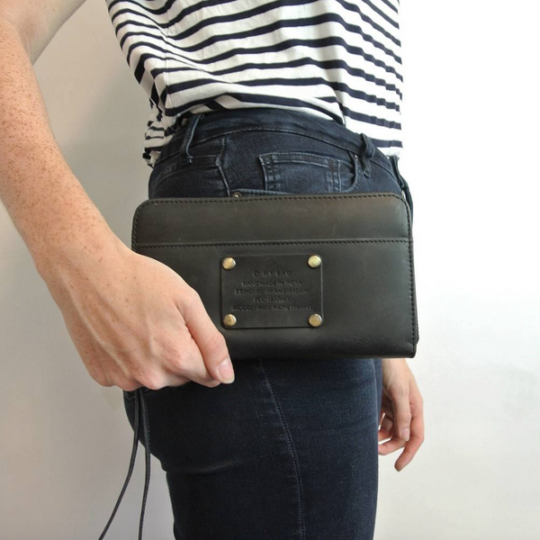 "The ""Miss Moneypenny"" Wallet/Clutch - O MY BAG"