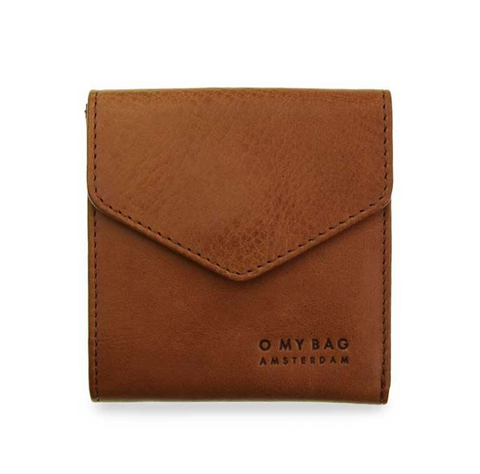 Georgies Wallet Eco Stromboli Camel - O My Bag